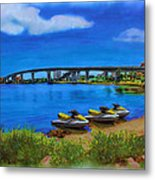 Do You Sea Doo Metal Print