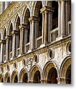 Doges Palace - Venice Italy Metal Print