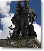 Donner Party Monument  Metal Print
