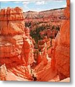 Down Into Bryce Metal Print