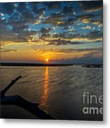 Dreamy Sunset 02 Metal Print