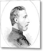 Duke Of Connaught (1850-1942) Metal Print