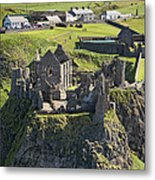 Dunluce Castle, Bushmills Metal Print