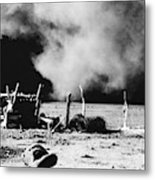 Dust Bowl, 1935 Metal Print