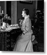 Edith Roosevelt (1861-1948) Metal Print