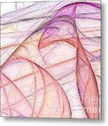 Elegant Abstract Background Metal Print