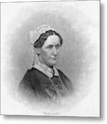 Eliza Mccardle Johnson (1810-1876) Metal Print