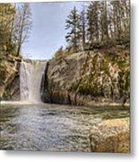 Elk Creek Falls 36 Metal Print
