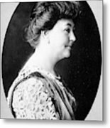 Ellen Louise Axson Wilson (1860-1914) Metal Print