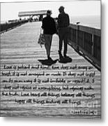 Endless Love  Metal Print