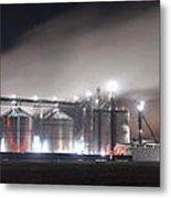 Ethanol Plant In Watertown Metal Print