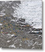 Everest - Khumbu Icefall, Nepal Metal Print