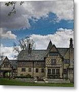 Ewing Manor Metal Print