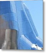 Experience Music Project. Metal Print