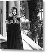 Experiment Perilous, Hedy Lamarr, 1944 Metal Print