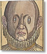 Eye Treatment, 1583 Metal Print