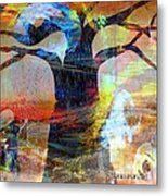 Family Connection Metal Print