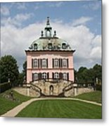 Fasanen Schloesschen - Germany    Pheasant Palace  Metal Print