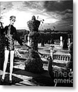 Fashion In Heaven Metal Print