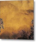 Film Noir Cornell Wilde Storm Fear 1956 Summer Storm Casa Grande Arizona 2004 Metal Print