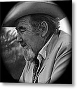 Film Noir Fritz Lang Broderick Crawford Glenn Ford Human Desire 1954 Tucson Arizona 1969 Metal Print