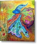 Fishstiqueart 2010 Metal Print by Elmer Baez