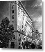 Flat Iron 2 Metal Print by Mark Block