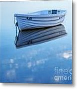 Floating Metal Print