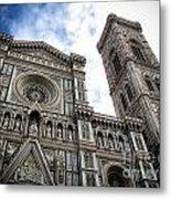 Florence Cathedral Metal Print