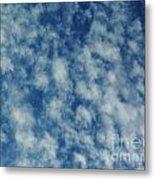Florida Clouds Above Metal Print