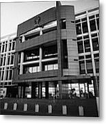foley federal building united states courthouse Las Vegas Nevada USA Metal Print