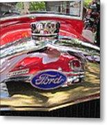 Ford Classic Car  Metal Print