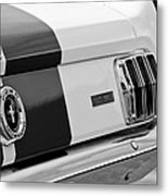 1966 Ford Shelby Mustang Gt 350 Taillight Metal Print