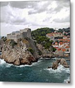 Fort Lovrijenac - Dubrovnik - Croatia Metal Print