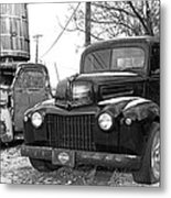 Forties Ford Pickup Metal Print