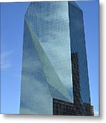 Fountain Place Building Metal Print
