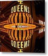 Four Queens 2 Metal Print