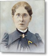 Frances Elizabeth Willard (1839-1898) Metal Print