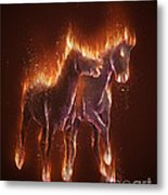 From Hell Metal Print