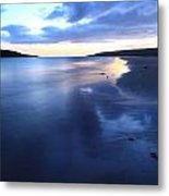Gairloch Big Sand Beach Scotland Metal Print