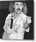 Gallagher Metal Print