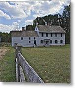 General George Washington's Last Military Headquarters Metal Print