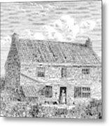 George Stephenson (1781-1848) Metal Print
