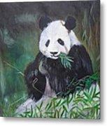 Giant Panda 1 Metal Print