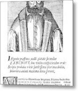 Girolamo Zanchi (1516-1590) Metal Print