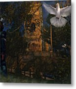 Goatswood Cathedral Metal Print