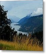 Gorgeous Gorge Metal Print by Mamie Gunning