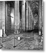 Gothic Church Metal Print