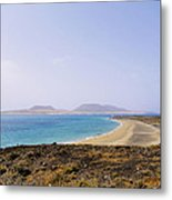 Graciosa Island Metal Print