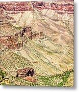 Grand Canyon National Park South Rim Metal Print
